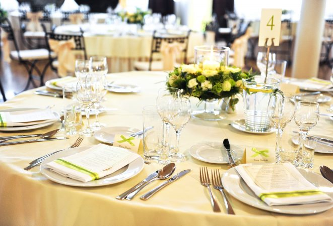 Organisation of a wedding reception in a hotel – why is it worth it?